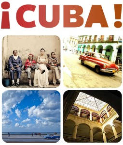 Cuba trips with Guillermo, Havanna