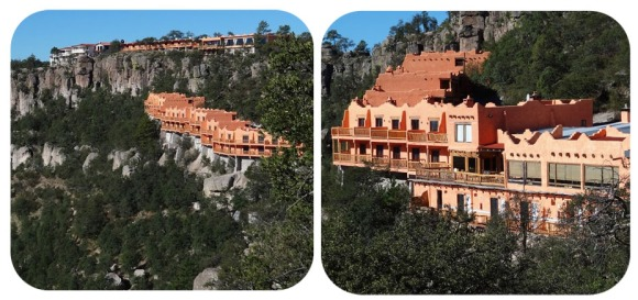 Hotel Mirador, Copper Canyon