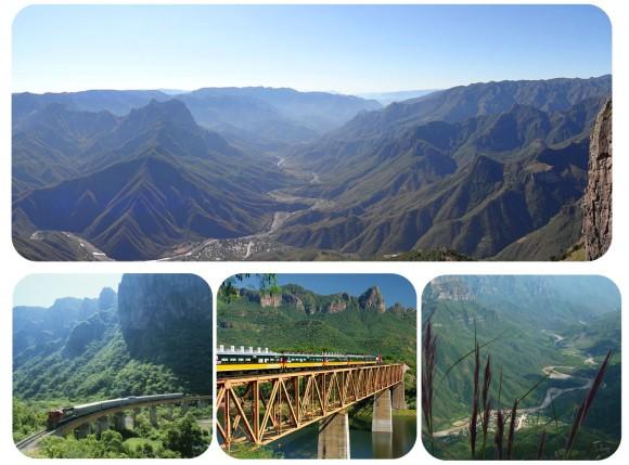 Copper Canyon, El Chepe,